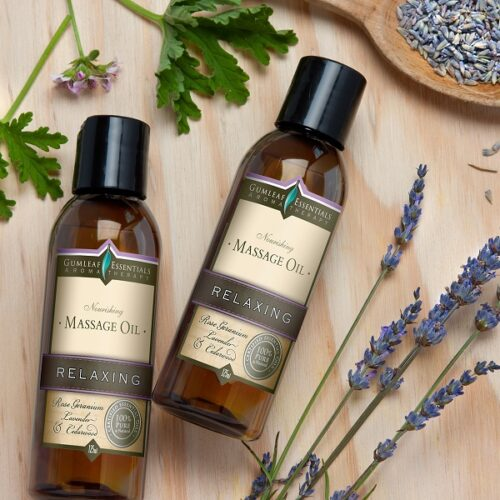 Buckley Phillips Massage Oils