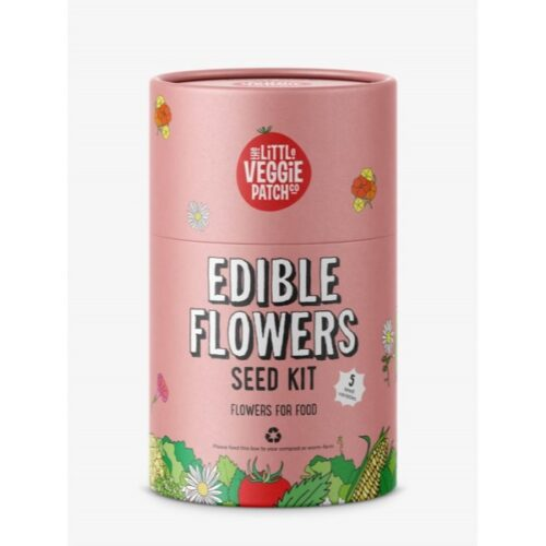 Little Veggie Patch Co Seed Kit Edible Flowers
