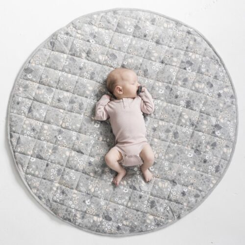 Mister Fly Quilted Floral Playmat