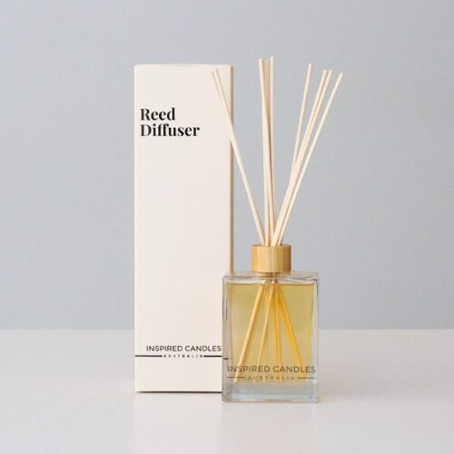 Inspired Brands reed diffuser vanilla and pear