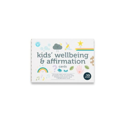 Two Little Ducklings Kids Wellbeing and Affirmation Cards front.jpg