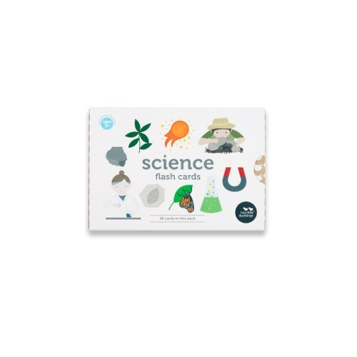 Two Little Ducklings Science Flash Cards front.jpg