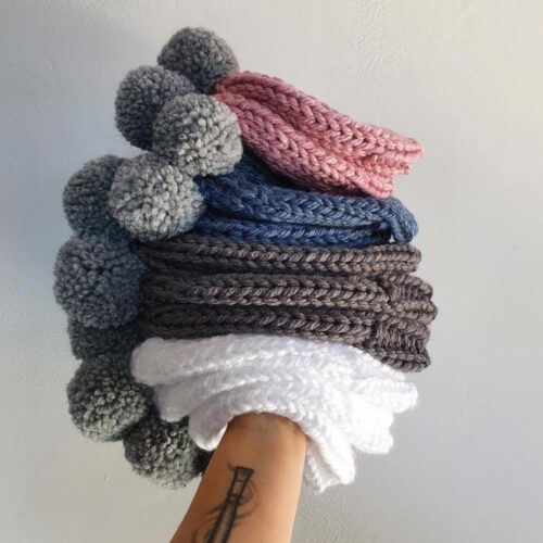 burrowed beanies collection