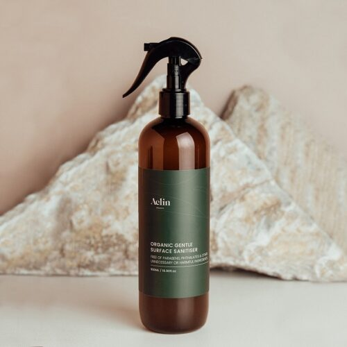 aelin organics gentle surface spray