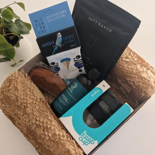 Ultimate gift pack for him boxed
